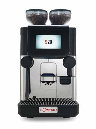 La Cimbali S20 S10 Turbosteam Cold Touch 2 Grinder